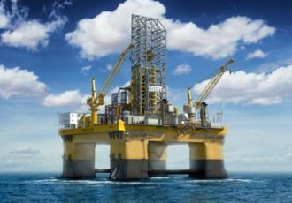 What is offshore drilling?